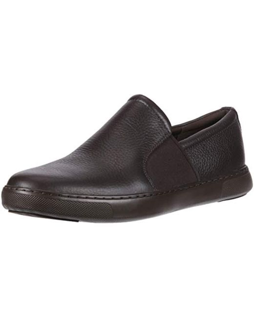 cfb1b78232b Fitflop - Brown Collins Slip-on Loafers for Men - Lyst ...