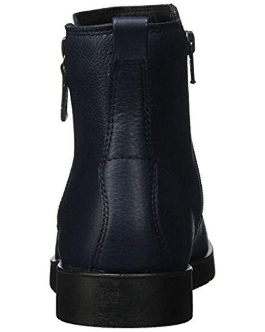 cf5223c167d3 ... Ecco - Bella Boots Blue - Lyst ...