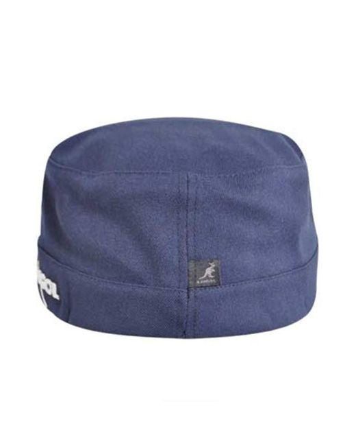 407ac631 Lyst - Kangol Championship Army Cap in Blue for Men