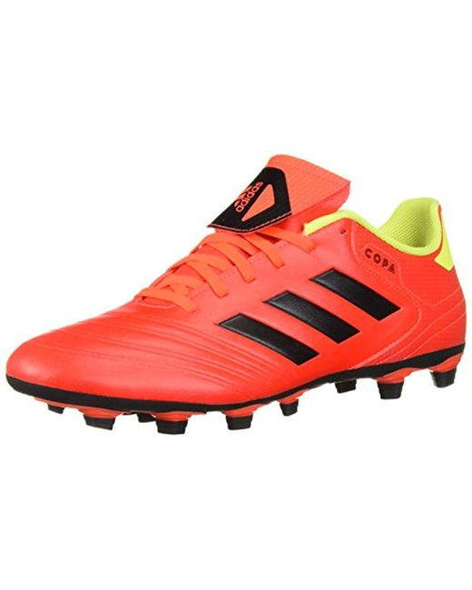 179c1a089 Lyst - adidas Copa 18.4 Firm Ground Soccer Shoe in Red for Men ...