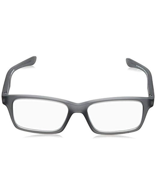 656f78985a ... Oakley - Gray Shifter Optical Frames