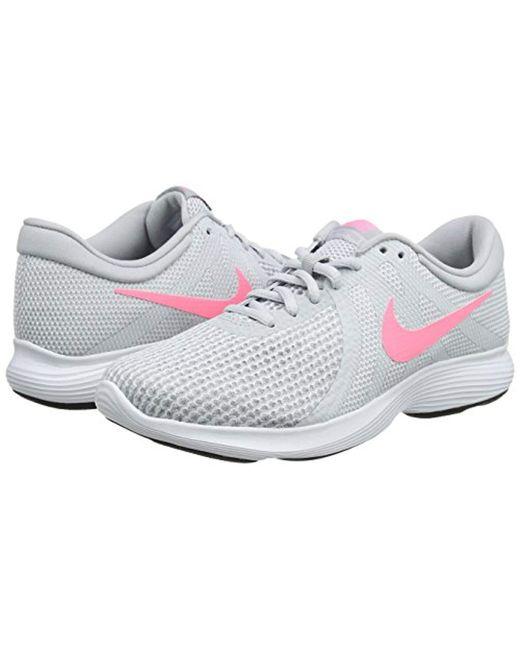 b16973577b1 Nike Revolution 4 Eu Running Shoes in Gray - Save 5% - Lyst