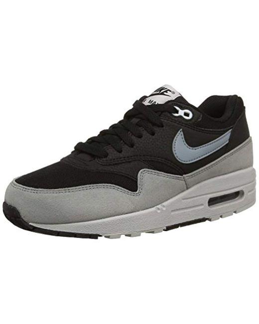 quality design aceb5 3d632 Nike - Black Air Max 1 Essential, Trainers - Lyst ...