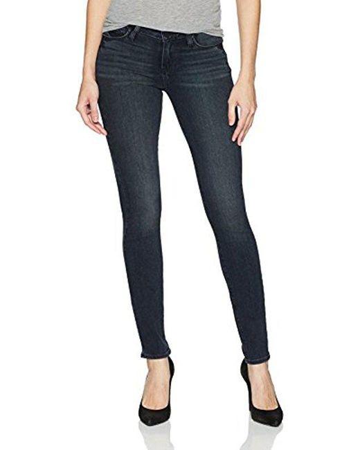 PAIGE - Blue Verdugo Ultra Skinny Jeans Rowena - Lyst