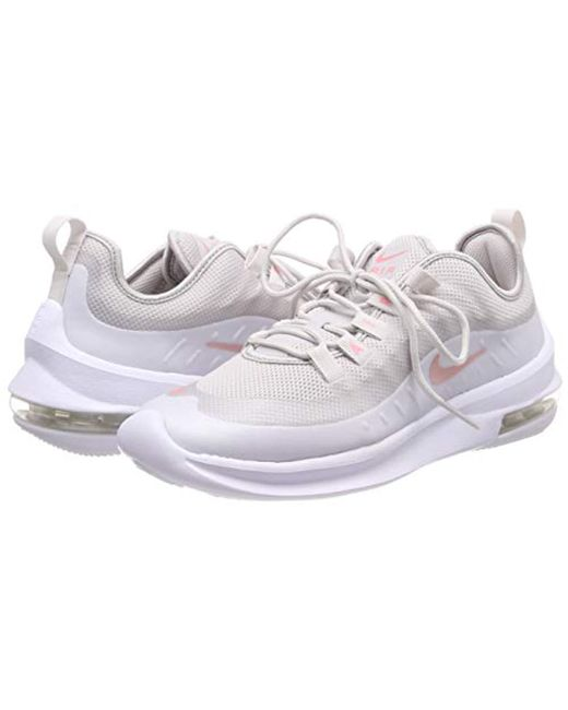 watch 76df4 697d3 ... Nike - Gray Air Max Axis Running Shoes - Lyst ...
