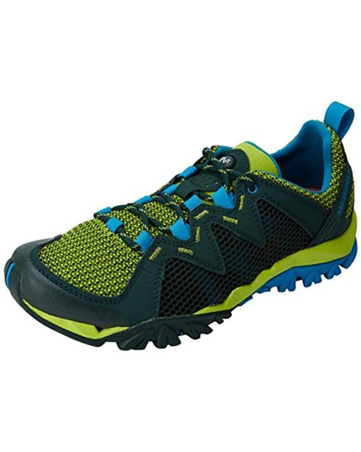 Merrell - Green Tetrex Rapid Crest Water Shoe for Men - Lyst