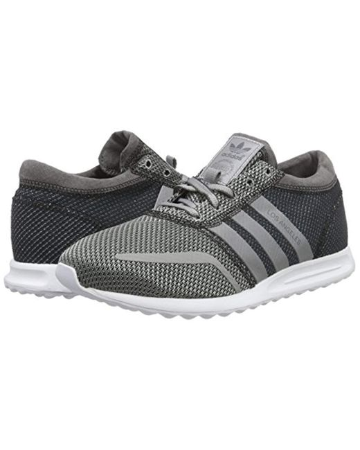 a5160cf47c61d adidas Los Angeles, Trainers in Metallic for Men - Lyst