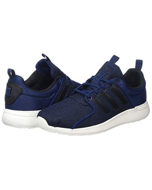 509678c80b7d ... Adidas - Blue Cloudfoam Lite Racer Low-top Sneakers for Men - Lyst ...