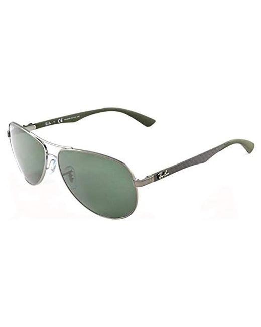 ec82c2a410edb Ray-Ban - Multicolor S Carbon Fibre Sunglasses (rb8313) Metal