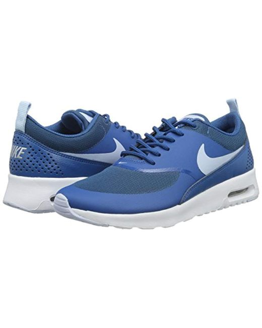code promo 8b3b1 54d71 Nike Air Max Thea Trainers in Blue - Save 65% - Lyst