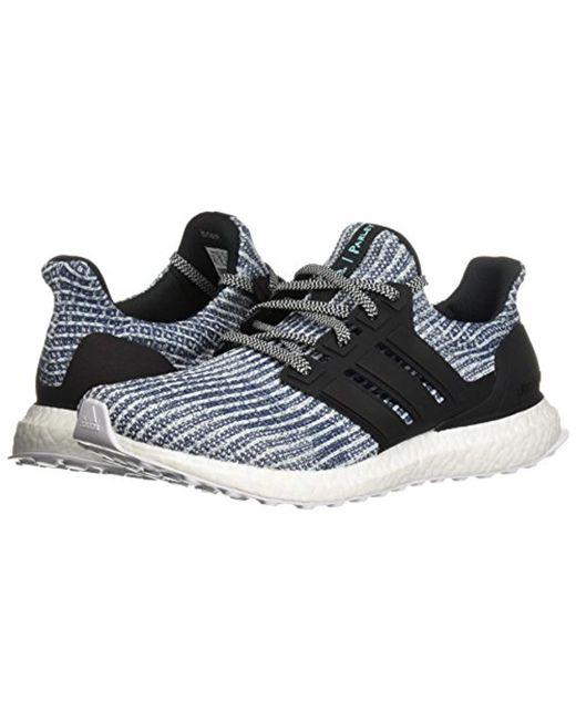 205d85bd00097 ... Adidas Originals - Blue Ultraboost Parley Running Shoe for Men - Lyst  ...