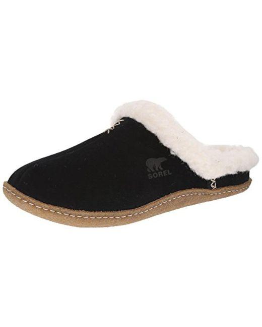 Sorel - Black ® Women ́s Nakiska Slippers - Lyst