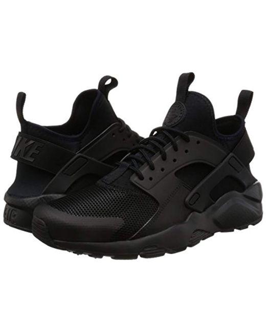brand new 02ae4 5a4c5 ... Nike -  s Air Huarache Run Ultra Trainers, Black, 10.5 Uk for Men ...