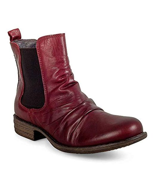 Miz Mooz Multicolor Lissie Ankle Boot