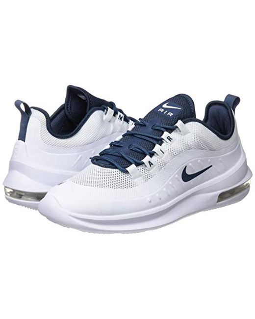 sneakers for cheap 76b41 a5551 ... Nike - Blue Air Max Axis Running Shoes for Men - Lyst ...
