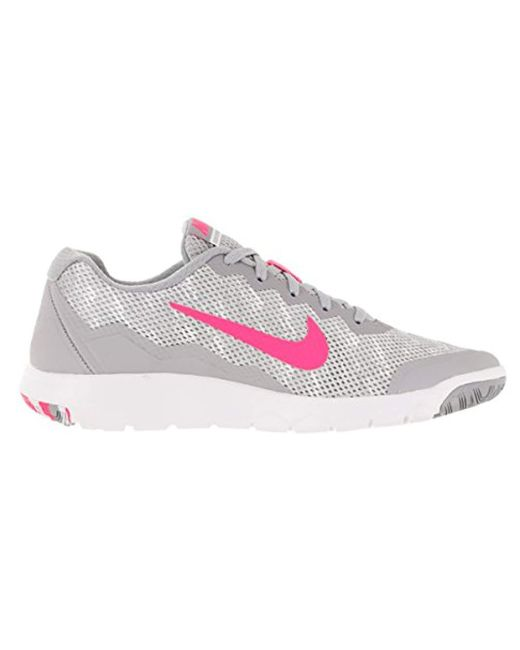 best service 350c6 30f41 ... Nike - Pink Wmns Flex Experience Rn 4 Prem Running Shoes - Lyst