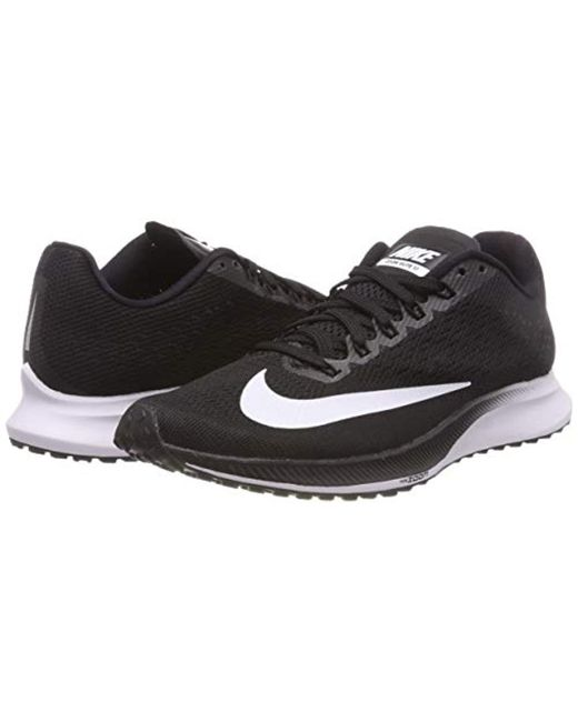 b2a101b1f4a65 Nike 's Wmns Air Zoom Elite 10 Competition Running Shoes in Black ...