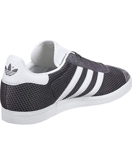 Adidas - Multicolor Gazelle Trainers for Men - Lyst ... 067cec28d