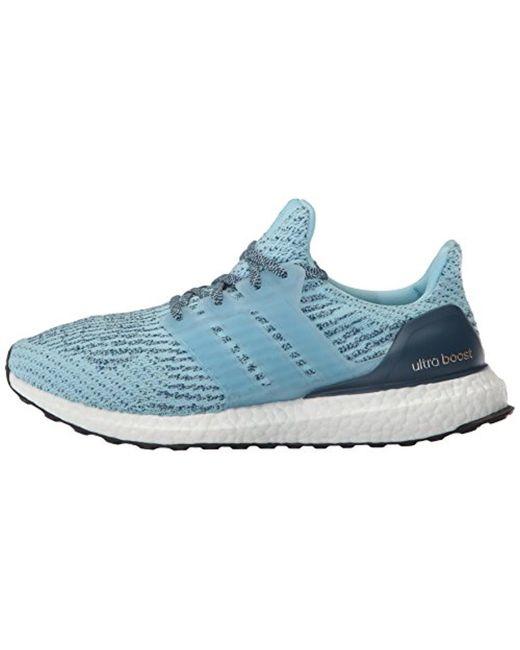 7b5fb61e269 Lyst - adidas Ultraboost W Running Shoe in Blue - Save 30%