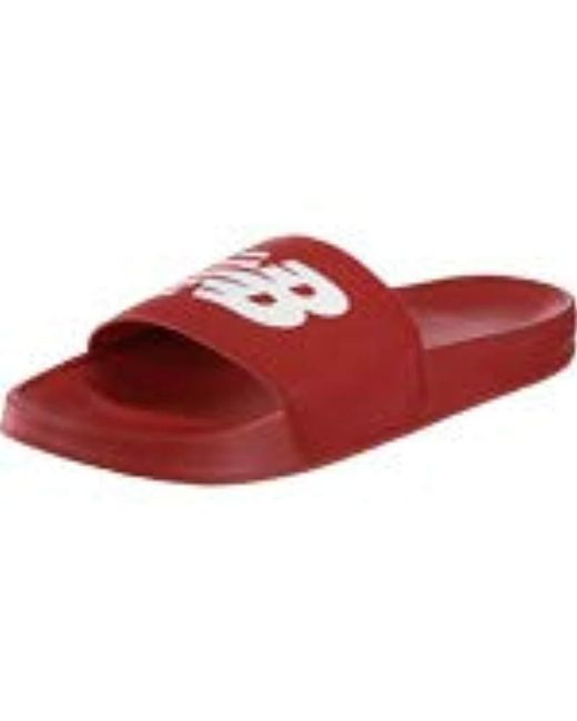 4e6fdfa9a559 ... New Balance - Red 200 Open Toe Sandals for Men - Lyst