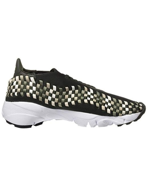 293c18fc53b Nike  s Air Footscape Woven Nm Gymnastics Shoes in Green for Men - Lyst