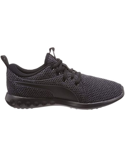 Puma Carson 2 Nature Knit Wn s Cross Trainers in Black - Lyst 35577718b