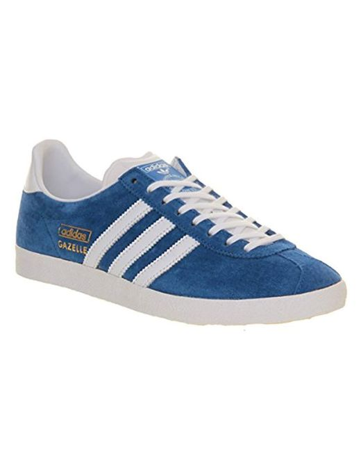 Men's Blue Gazelle Og, Trainers