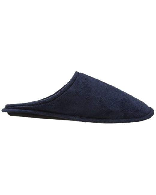 5189335395b ... Ben Sherman - Blue Ritz Open Back Slippers for Men - Lyst ...