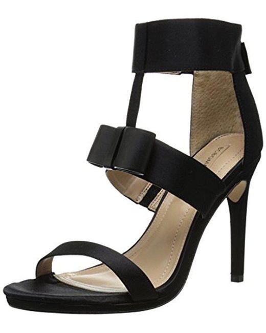 BCBGMAXAZRIA - Black Gale Dress Sandal - Lyst