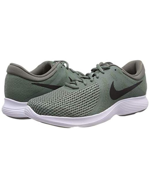 1e4feccd847a Nike  s Revolution 4 Eu Low-top Sneakers in Green for Men - Save 26 ...