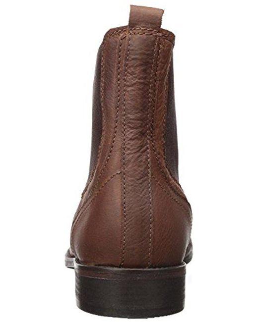 055f752fd7b Men's Brown 1883 By Alec Chelsea Boot