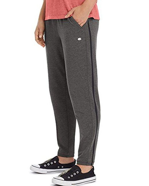 Champion - Gray Gym Issue Jogger Pant - Lyst