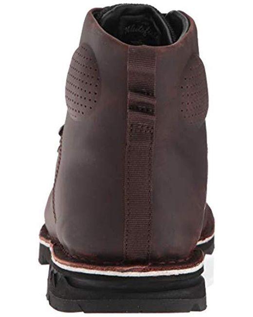 32379fc84ae Men's Brown Sugarbush Braden Mid Leather Waterproof Boot