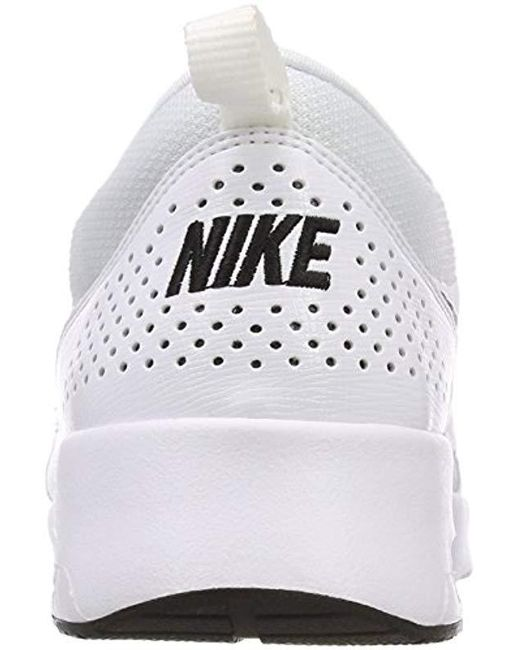 ed7de29ea45 Nike Wmns Air Max Thea Gymnastics Shoes in White - Save 52% - Lyst