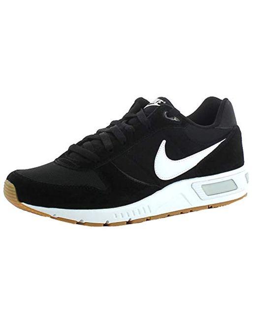 6cfaccb881b6 Nike - Black Nightgazer Multisport Outdoor Shoes for Men - Lyst ...