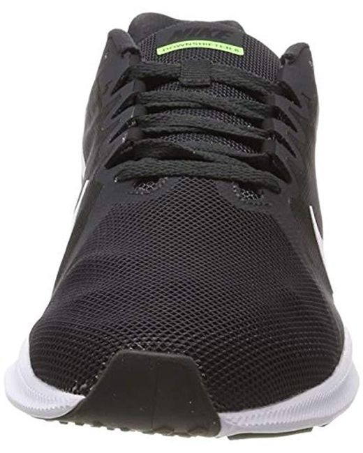 eb2d29d13b7e4 ... Nike - Black Downshifter 8 Running Shoes for Men - Lyst ...