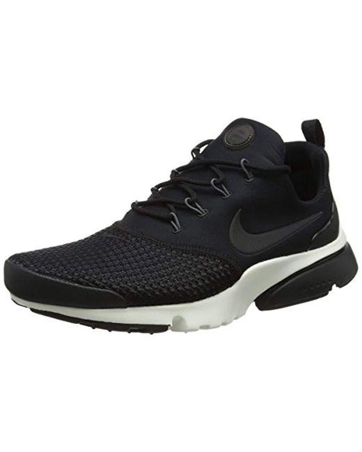 d69d9cb00c6c Nike Presto Fly Se Gymnastics Shoes in Black for Men - Save ...