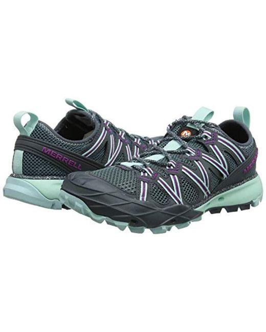19ba0a2a1584 ... Merrell - Gray Choprock Water Shoes - Lyst ...