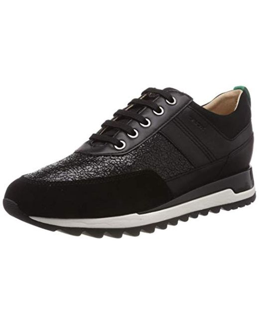 best website 6ceff f5ea9 Geox - Black D Tabelya B Low-top Sneakers - Lyst ...