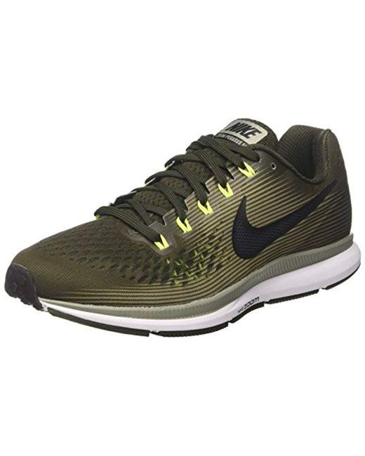 8cba01b43b84 Nike - Multicolor Air Zoom Pegasus 34 Running Shoes for Men - Lyst ...