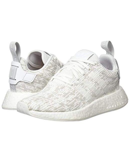 size 40 1b309 dabc8 ... Adidas - White   s Nmd r2 W Trainers ...