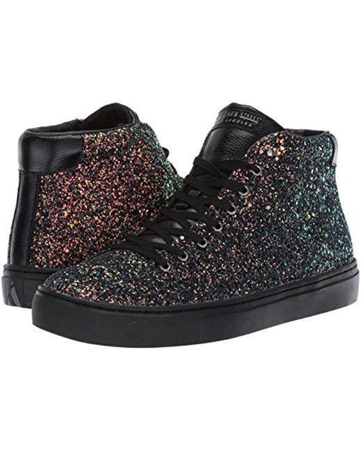 24c8638ec8f9 Skechers Side Street-rock Glitter Sneaker in Black - Save 36% - Lyst