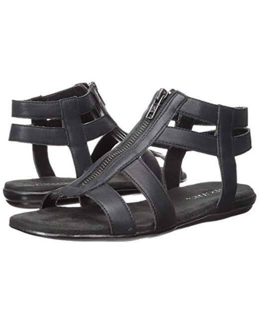 b8726bf7ab7 Lyst - Aerosoles Encychlopedia Gladiator Sandal in Black - Save 40%