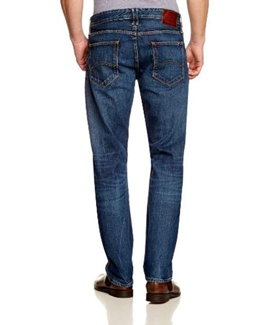 2e3d7fc29 Tommy Hilfiger Ryan Straight Leg Jeans in Blue for Men - Save 4% - Lyst