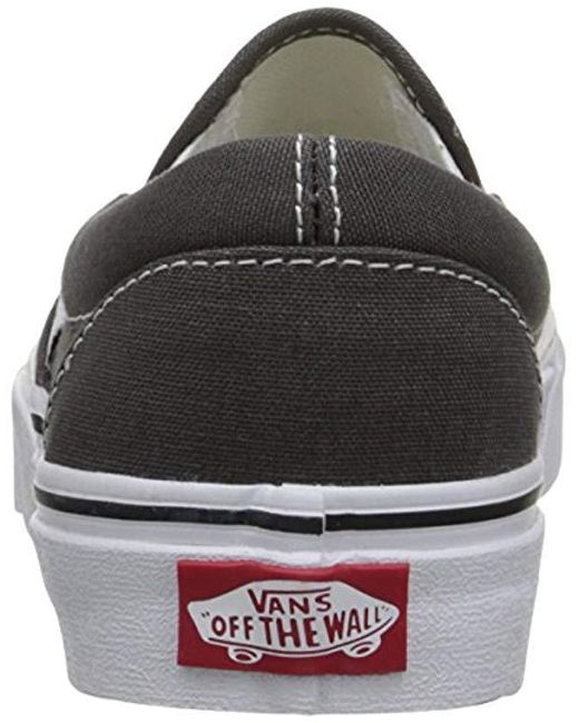 f8c75a481aac9e ... Vans - Multicolor Unisex Adults  Classic Slip-on Trainers ...