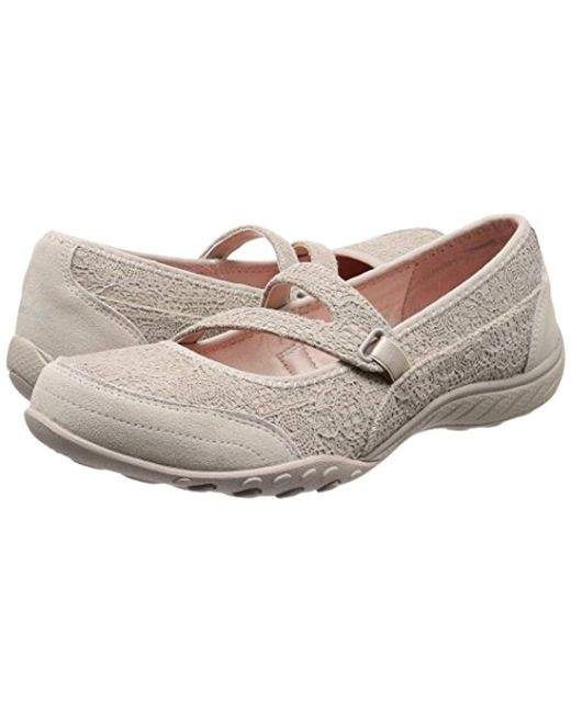 on sale online shop offer discounts Skechers Lace Breathe-easy-pretty Swagger Mary Janes in ...