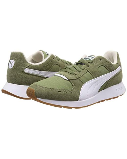 Top Nylon Green Rs Sneakers Lyst 150 In Low Wn's Puma w4qEXxOEU