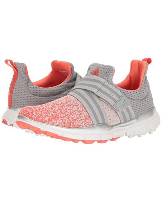 Lyst Adidas W ClimaCool Knit cblack / d Golf zapatos ahorra 38%