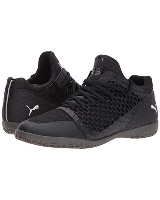 c0d53a1bebfa Lyst - PUMA 365 Netfit Ct Soccer Shoe in Black for Men - Save 39%