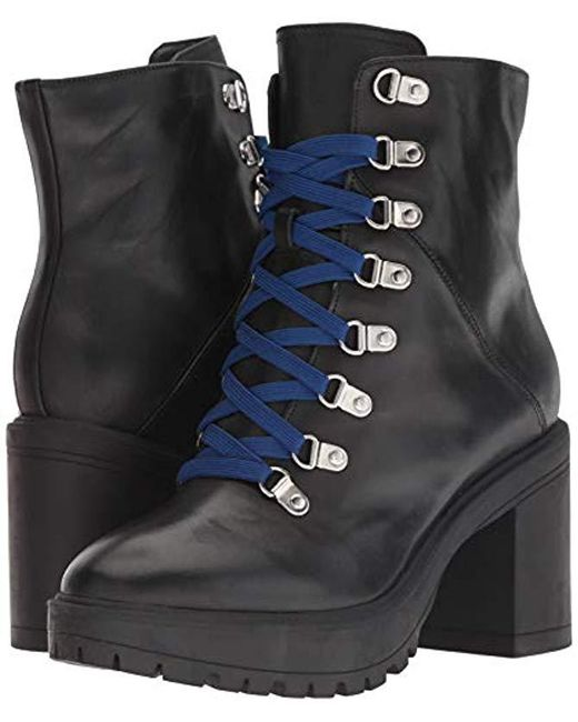 b485f1f0e17 Lyst - Steve Madden Royce Fashion Boot in Black